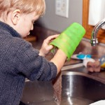 At What Age Should Kids Do Chores?