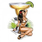 Happy National Margarita Day! 3 Delish Pink Recipes
