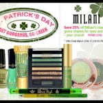 Paddy's Day Beauty