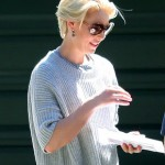 Katherine Heigl New Chopped Blonde Do'