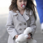 Suri Still on the Paci? How and When to Ween