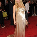 Champagne Glow – Pregnant Kate Hudson and Jessica Alba at Met Gala
