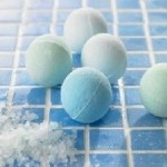 Homemade Bath Bomb Balls
