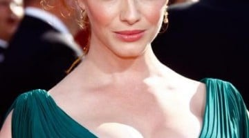 Christina Hendricks Beauty Talk