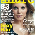 Fergie in Allure Magazine – Talks Yo-Yo Weight and Body
