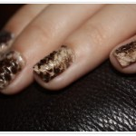 Real Snakeskin Manicure