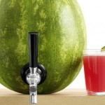 Making A Watermelon Keg For Your Labor Day Weekend BBQ Fun