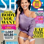 Oliva Munn: October Shape Magazine – Talks Diet and Health
