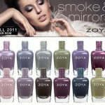 New Zoya Smoke and Mirrors Fall Nail Polish Collection
