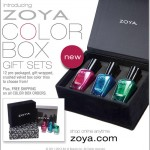 Zoya Nail Polish Holiday Gift Box Set