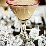 Glitter Godiva Mudslide Martini
