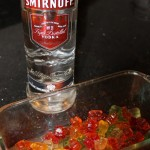 Vodka Spiked Gummy Bears