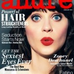 New Girl Zooey Deschanel Cover Allure Mag – Talks Diet and Critics