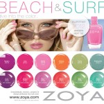 Zoya Nail Polish Beach & Surf Summer 2012 Collection
