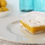 The Best Lemon Bars – Ready For Spring