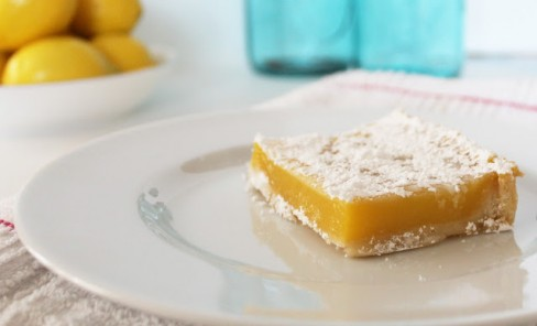 The Best Lemon Bars - Ready For Spring