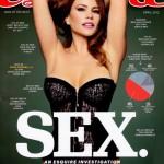 Sophia Vergara Covers April Esquire Magazine – Talks Being Voluptuous is Beauty