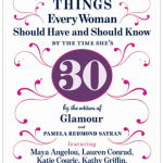 Thirty Things is Now a Book! What Some Celebrities Wish They Had Known By 30