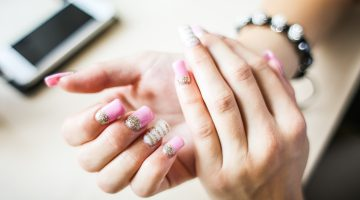 How Gel Manicures Can Cause Wrinkles & Tips to Prevent
