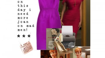 Sunday Brunch: Fashion Edition – Mad Men Inspired