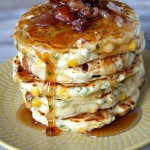 Sunday Brunch: Bacon and Corn Griddle Cakes