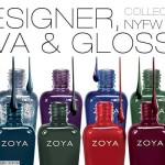 New Zoya 2012 Fall Collection – Designer, Diva & Gloss