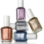 Fall 2012 Essie Mirror Metallics Lacquer