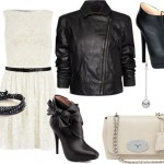 Sunday Brunch: A Little Leather & Lace Kind of Day