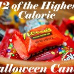 12 of the Highest Calorie Halloween Candy