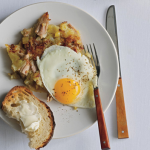 Sunday Brunch: Thanksgiving Leftovers Breakfast Turkey Hash