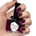 Crushed Velvet Nails for the Holidays from Ciaté