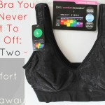 The Bra You Will Never Want to Take Off: Part Two – Bali Comfort Bra Giveaway
