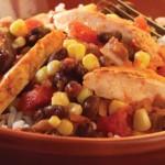 Sunday Supper: Slow Cooker Santa Fe Chicken