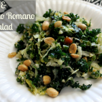 10 Health Benefits of Kale – Peanut & Pecorino Romano Kale Salad