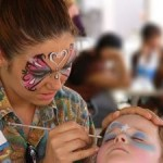 How To Host A Face-Painting Play Date or Party