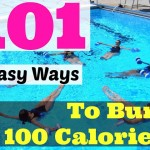 101 Easy & Fun Ways to Burn 100 Calories – Printable