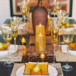 11 Thanksgiving Table Setting Ideas – Directions on How to Set the Table for Dinner