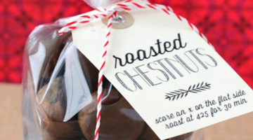 Chestnuts-A-Roastin: A Delicious & Cozy Gift for the Season