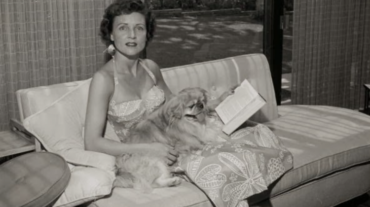 Thirty Inspiration: Betty White During her 30s