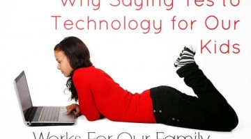 Saying Yes to Technology