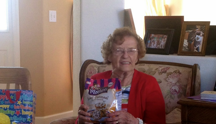 How to Rock on Your 98th Birthday