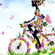 Cycling-Amongst-Butterflies