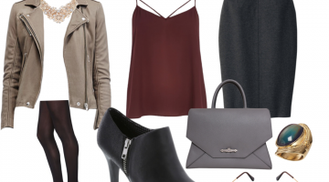 Fall Fashion: Ankle Boots – Get the Look #StyleMeetsComfort