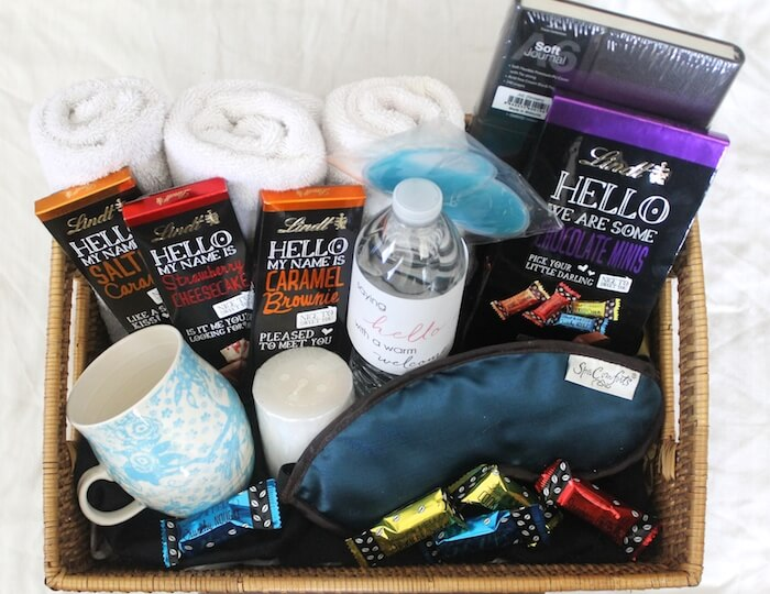 Creating a Warm Welcome with House Guest Baskets