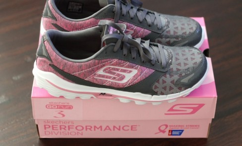 Wearing Sketchers for My Grandmother & Supporting Breast Cancer Awareness