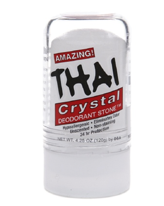 My Journey to Find a Natural (aluminum-free) Deodorant that Actually Works