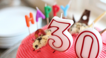 Lessons learned turning 30