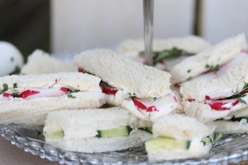 Traditional Tea Sandwiches