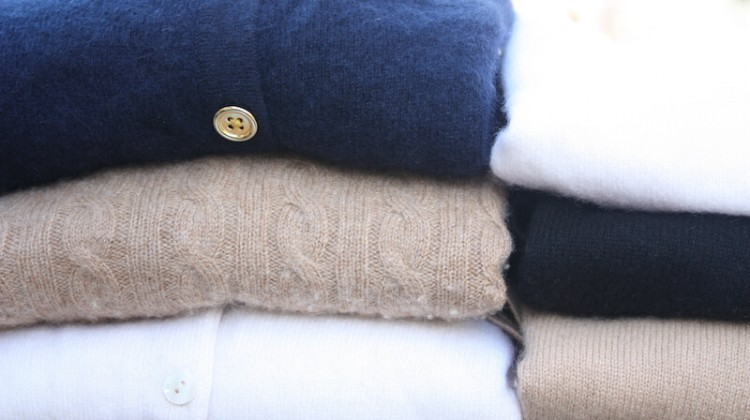 How to Care, Wash & Store Cashmere
