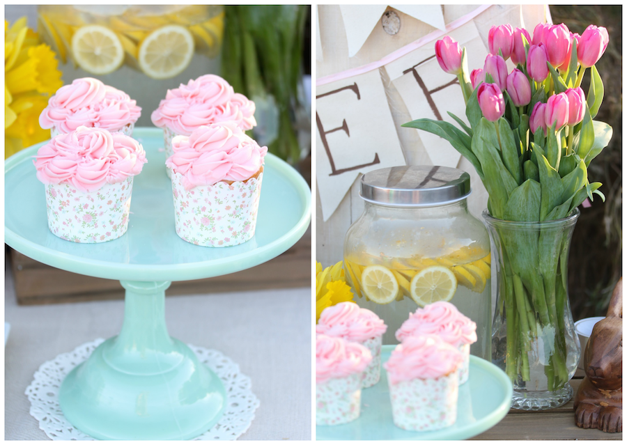 Cupcakes easter